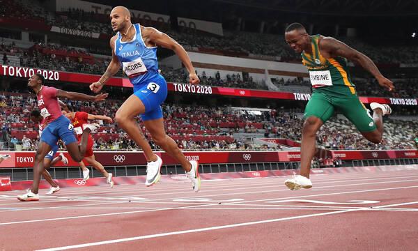 Ολυμπιακοί Αγώνες - 100 μέτρα: Στην κορυφή ο Τζέικομπς (video)
