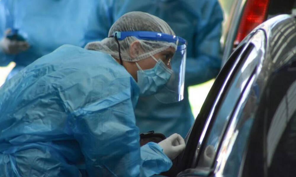 Κρούσματα σήμερα: 1.605 νέα ανακοίνωσε ο ΕΟΔΥ - 10 θάνατοι σε 24 ώρες, στους 176 οι διασωληνωμένοι
