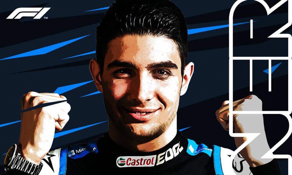 Formula 1: Άντεξε στην πίεση και έκανε την έκπληξη ο Οκόν στην Ουγγαρία