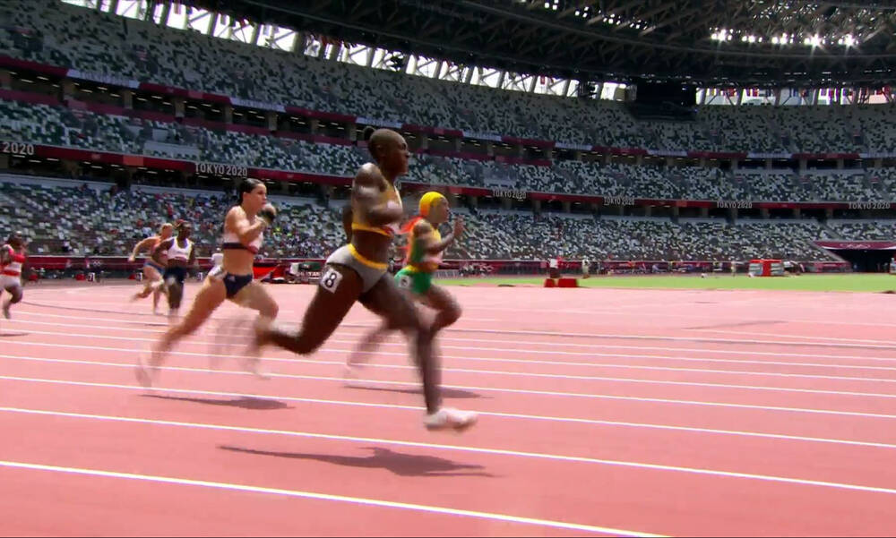 Ολυμπιακοί Αγώνες: Αποκλεισμός για ένα χιλιοστό για την Σπανουδάκη (video)