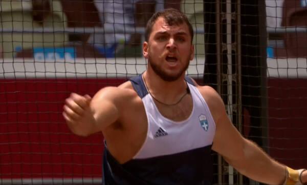 Ολυμπιακοί Αγώνες: Αποκλεισμός στην σφυροβολία και για τον Αναστασάκη (video)