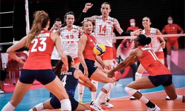 Ολυμπιακοί Αγώνες: Στις ΗΠΑ το ντέρμπι με Ιταλία, στο… ρελαντί η Σερβία την Κορέα