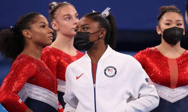 Ολυμπιακοί Αγώνες - Ενόργανη Γυμναστική: Δηλώθηκε στον τελικό της δοκού ισορροπίας η Μπάιλς