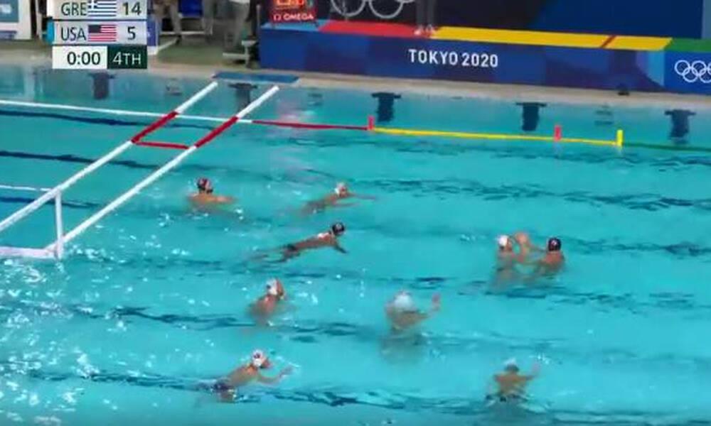 Ολυμπιακοί Αγώνες-Πόλο ανδρών: Στις 9:30π.μ. της Τετάρτης 4/8 η μεγάλη «μάχη» της «γαλανόλευκης»!