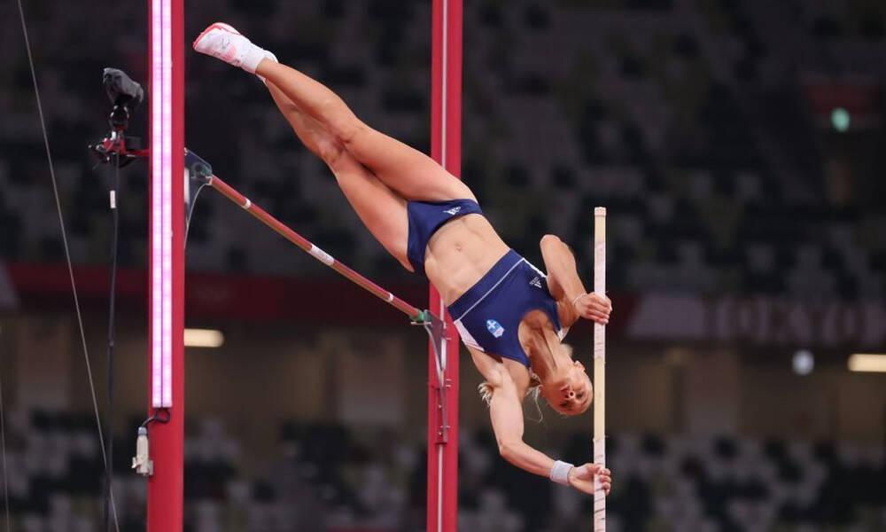 Ολυμπιακοί Αγώνες: Στον τελικό του άλματος επί κοντώ Στεφανίδη και Κυριακοπούλου