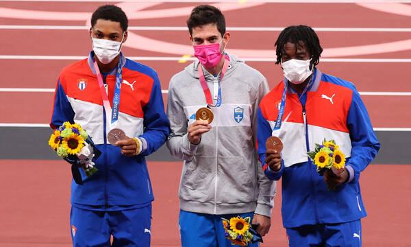 Ολυμπιακοί Αγώνες: Ανέβηκε η Ελλάδα με Τεντόγλου, Πετρούνια – Ο πίνακας μεταλλίων (video+photos)