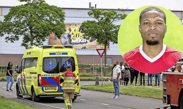 Νεκρός από πυροβολισμό στο κεφάλι 35χρονος πρώην παίκτης του Άγιαξ