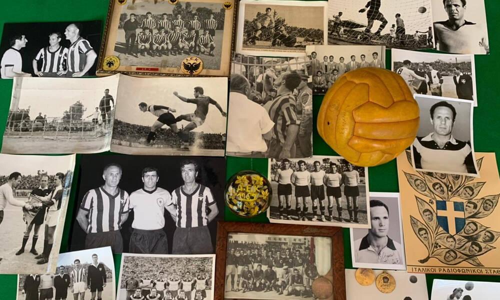 ΑΕΚ: Ένας θησαυρός στο μουσείο της Ένωσης (photos)