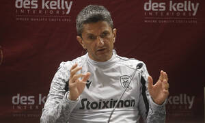 Λουτσέσκου: «Θέλουμε έναν χαρακτήρα για να παίρνει νίκες ο ΠΑΟΚ» (photos)