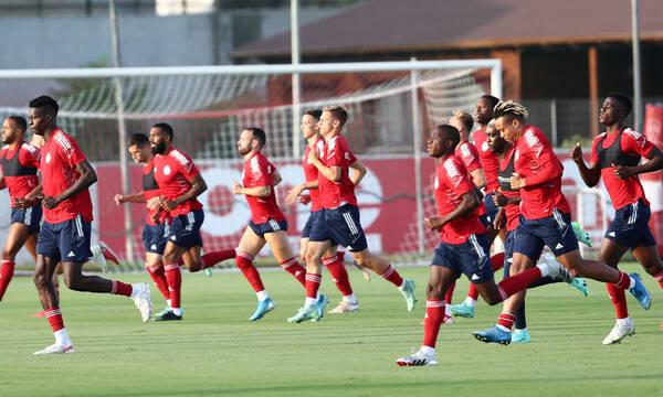 Ολυμπιακός: Η αποστολή για το ματς με τη Λουντογκόρετς – Στη ρεβάνς ο Ονιεκούρου (photos)