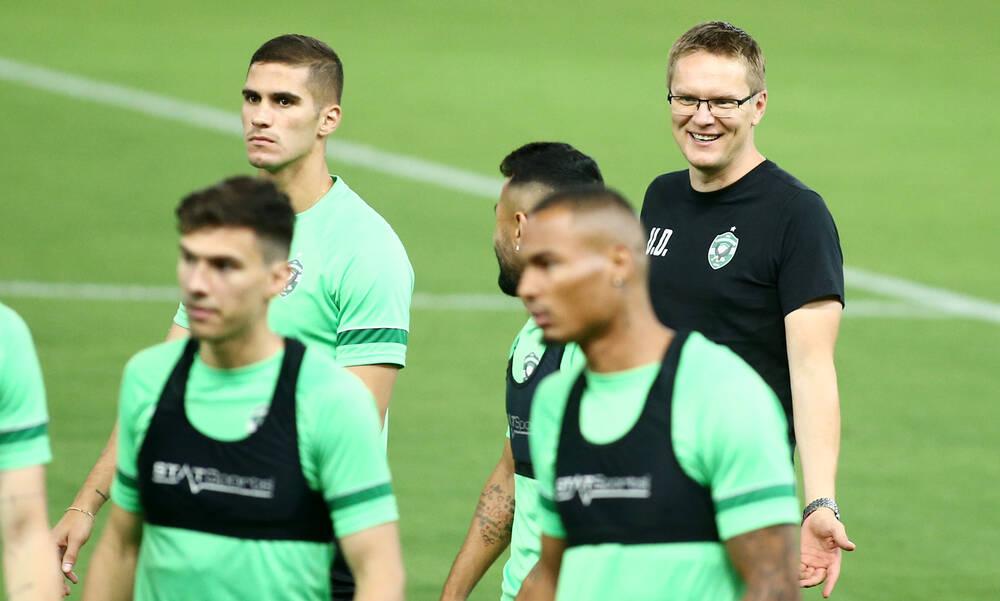 Ολυμπιακός: Ο Νταμπράουσκας δεν θέλει να φοβηθεί η Λουντογκόρετς