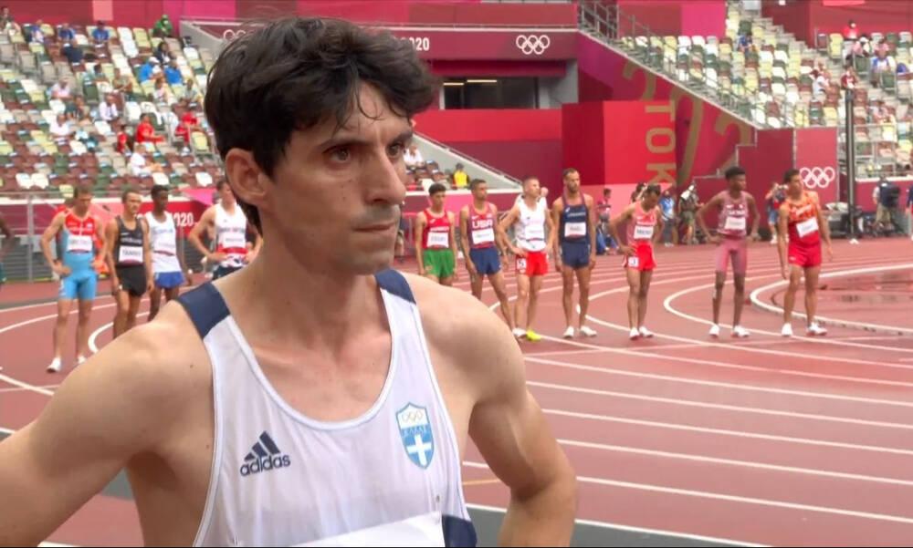Ολυμπιακοί Αγώνες: Άτυχος ο Τσιάμης - Αποχώρησε λόγω τραυματισμού (video)