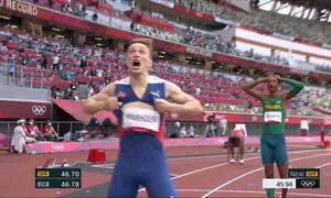 Ολυμπιακοί Αγώνες: Έγραψε ιστορία ο Βάρχολμ - Σμπαράλιασε το παγκόσμιο ρεκόρ (video)