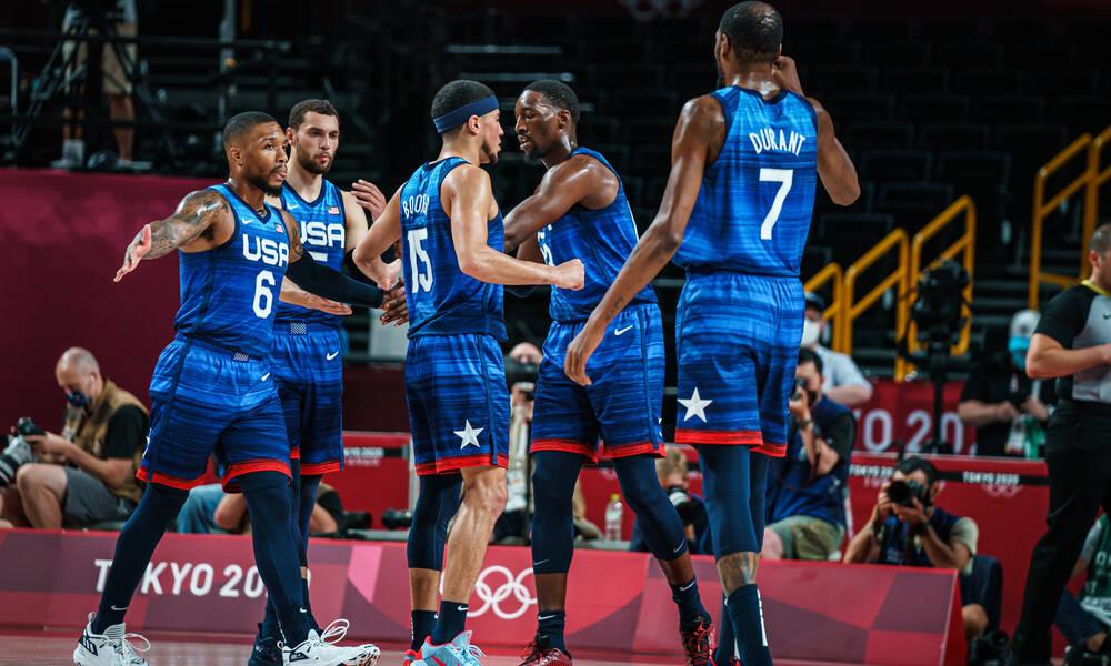Ολυμπιακοί Αγώνες - Μπάσκετ Ανδρών: Τα highlights της επικής αναμέτρησης, ΗΠΑ - Ισπανία (video)