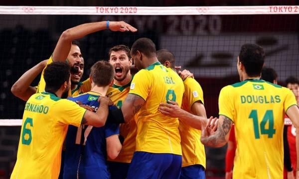 Ολυμπιακοί Αγώνες: Ντέρμπι Ρωσία-Βραζιλία στα ημιτελικά του βόλεϊ (video)