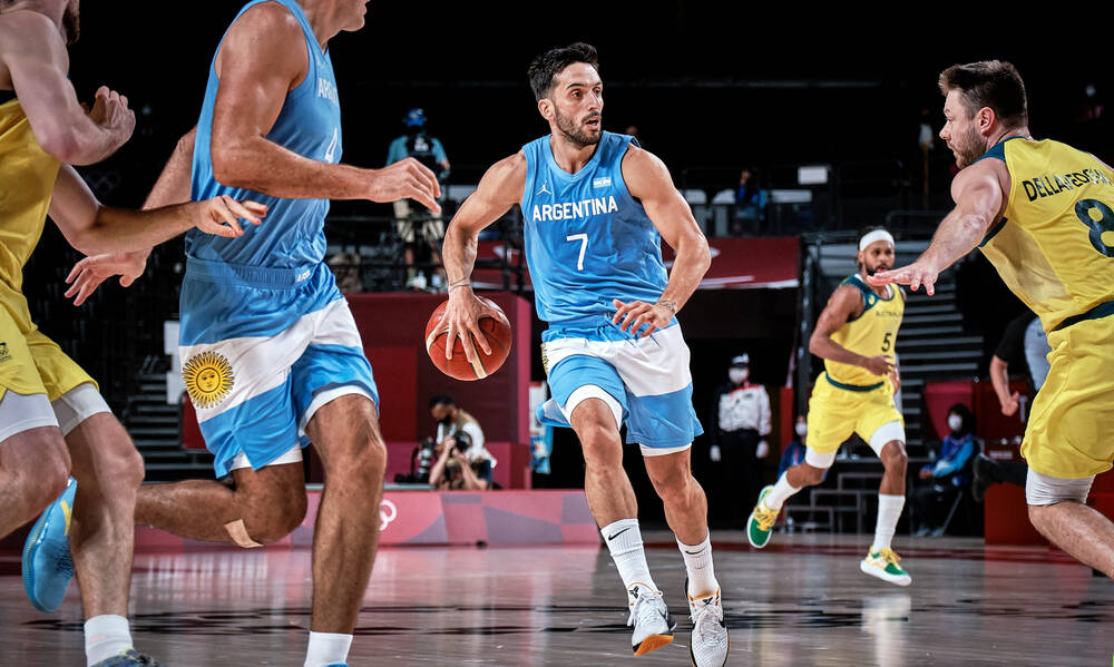 Oλυμπιακοί Αγώνες - Μπάσκετ Ανδρών: Στα ημιτελικά οι Αυστραλοί - «Έσβησαν» την Αργεντινή