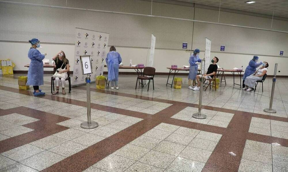 Κρούσματα σήμερα: 3.428 νέα ανακοίνωσε ο ΕΟΔΥ - 14 θάνατοι σε 24 ώρες, 191 οι διασωληνωμένοι