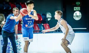 Εσθονία-Ελλάδα 83-85: Νίκη στην παράταση με Ρούμογλου, Μπαζίνα και Ζούγρη!
