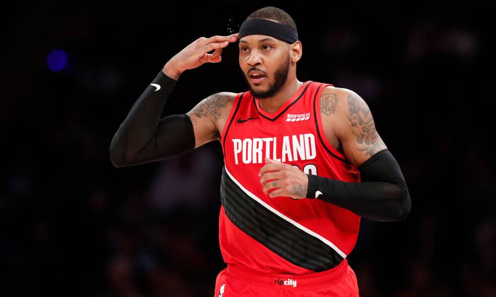 NBA: Στους Λέικερς ο Άντονι (photos)