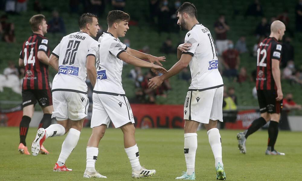 Μποέμιανς - ΠΑΟΚ 2-1: Τον «έσωσε» ο Ολιβέιρα (videos+photos)