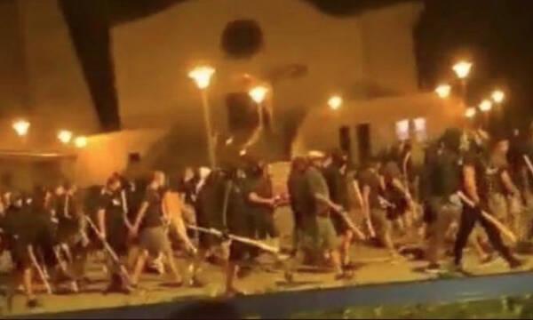 Champions League: Χαμός στο Ζάγκρεμπ - Απίστευτο ξύλο ανάμεσα σε οπαδούς της Ντινάμο και της Λέγκια