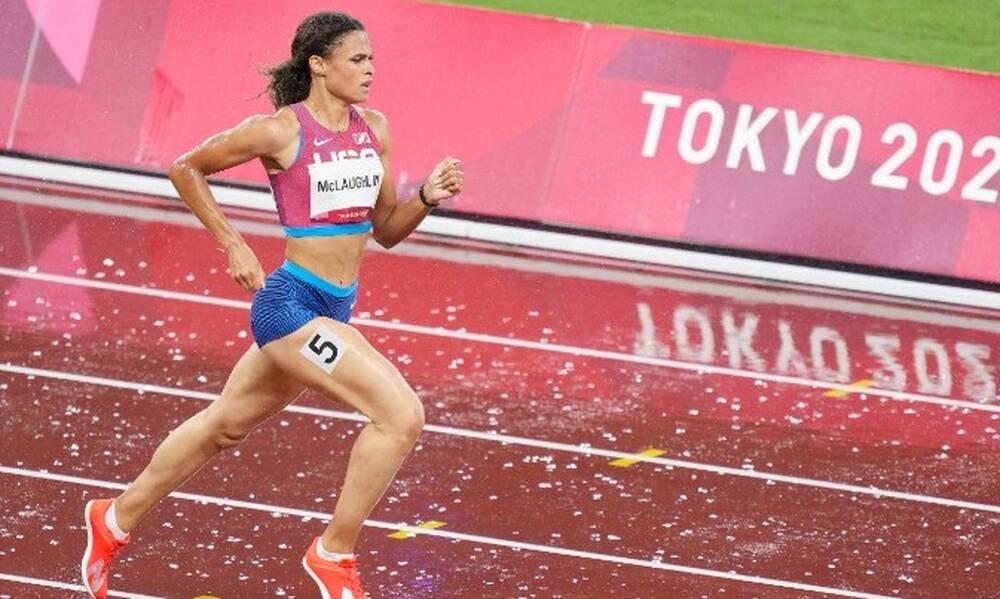 Ολυμπιακοί Αγώνες: Απόλυτη κυρίαρχη η ΜακΛάφλιν με παγκόσμιο ρεκόρ