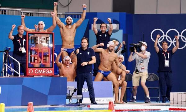 Ολυμπιακοί Αγώνες: Μυθική Ελλαδάρα! Στα ημιτελικά με τρομερό πόλο και βλέπει μετάλλιο! (videos)