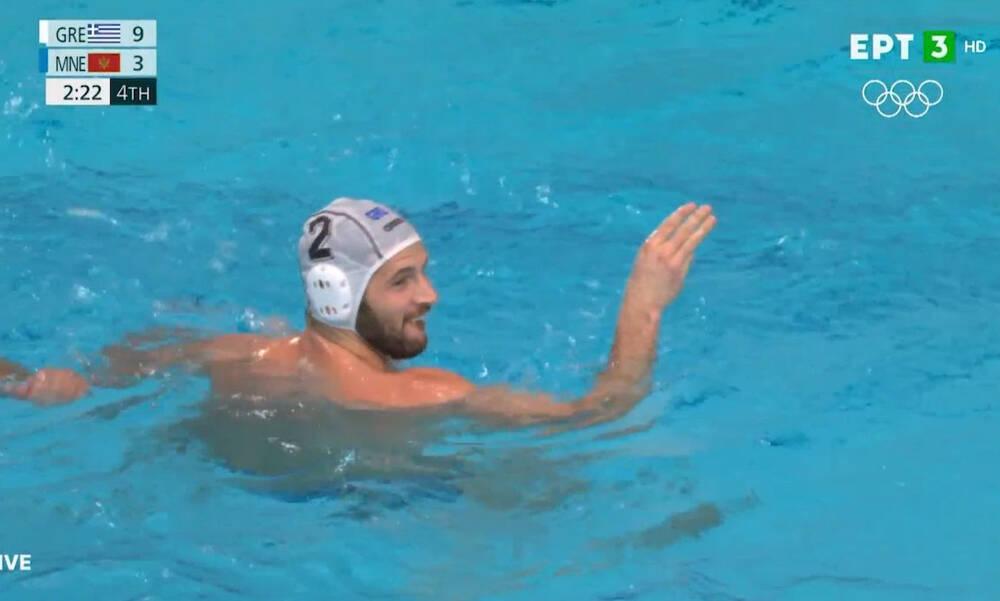 Ολυμπιακοί Αγώνες-Γενηδουνιάς: «Δείξαμε ότι είμαστε καλύτεροι στο νερό, καταπληκτική άμυνα» (video)