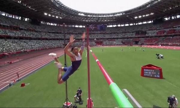 Ολυμπιακοί Αγώνες - Στίβος: Ο Καραλής σκέφτεται ήδη τη διοργάνωση στο Παρίσι