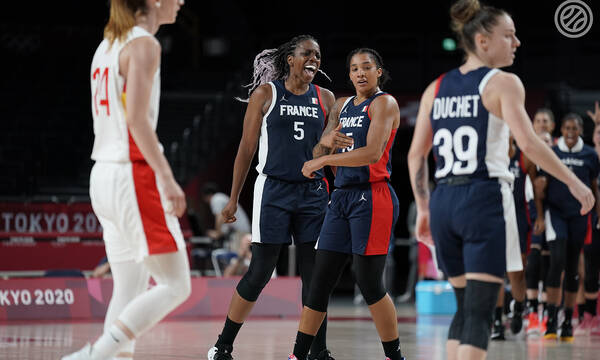 Ολυμπιακοί Αγώνες - Μπάσκετ γυναικών: Τα ζευγάρια των ημιτελικών