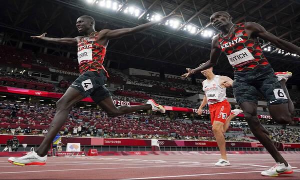 Ολυμπιακοί Αγώνες-800μ. ανδρών: Κυριαρχία για την Κένυα, το χρυσό ο Κορίρ
