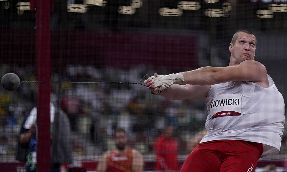 Ολυμπιακοί Αγώνες-Σφυροβολία ανδρών: Το χρυσό ο Πολωνός Νοβίτσκι