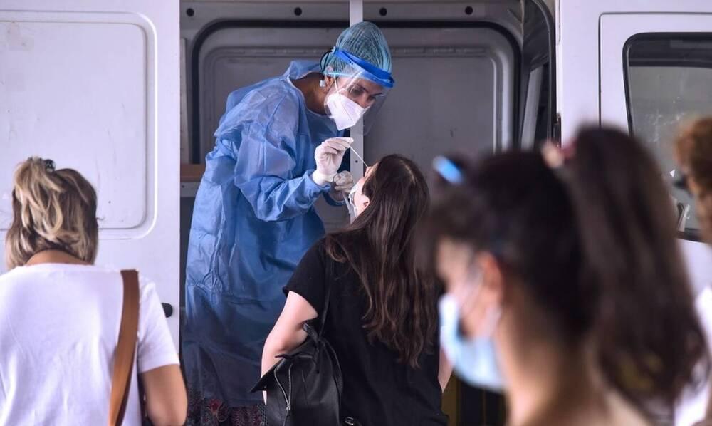 Κρούσματα σήμερα: 2.856 νέα ανακοίνωσε ο ΕΟΔΥ - 16 θάνατοι σε 24 ώρες, 192 οι διασωληνωμένοι
