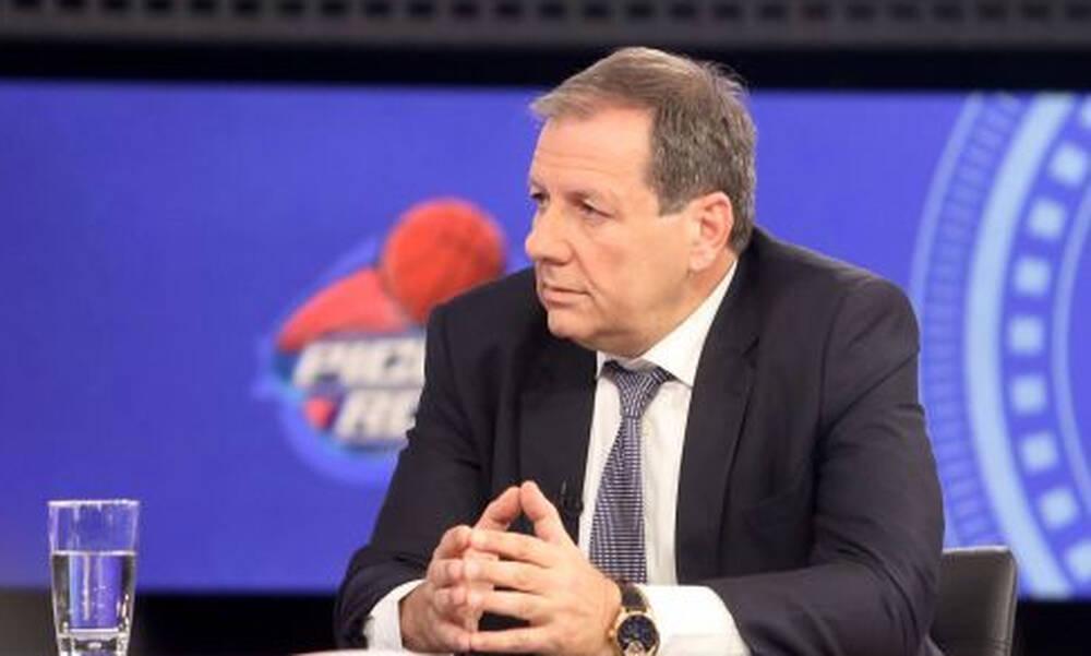 ΑΕΚ - Αγγελόπουλος: «Τα ban θα λυθούν την άλλη εβδομάδα - Δεν υπάρχουν χρέη στην ΚΑΕ»