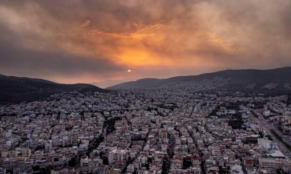 Καιρός: «Κόκκινος» συναγερμός Παρασκευή και Σάββατο για τις πυρκαγιές - Νέος καύσωνας τη Δευτέρα