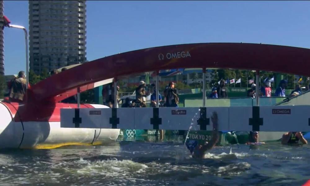 Ολυμπιακοί Αγώνες: Κυνηγάκης - «Θα κυνηγήσω μετάλλιο στο Παρίσι»