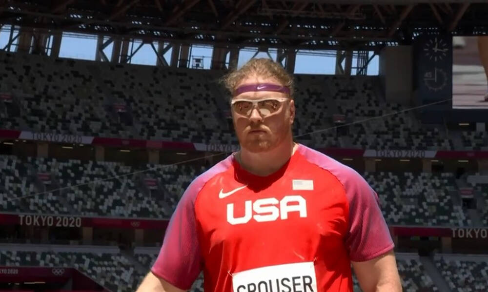 Ολυμπιακοί Αγώνες: «Χρυσός» και πάλι ο Κράουζερ με Ολυμπιακό ρεκόρ (video)