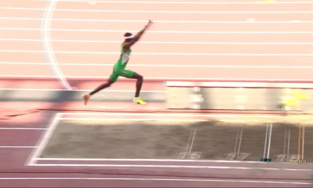 Ολυμπιακοί Αγώνες: «Χρυσός» ο Πικάρντο στο τριπλούν (video)