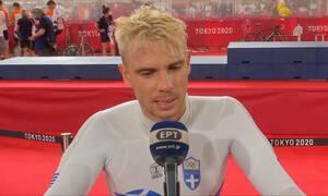 Ολυμπιακοί Αγώνες: Απογοητευμένος ο Βολικάκης - «Δεν ξέρω αν θα συνεχίσω» (video)