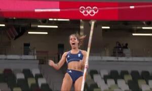 Ολυμπιακοί Αγώνες: Στην 4η θέση η Στεφανίδη στον τελικό του επί κοντώ (videos)