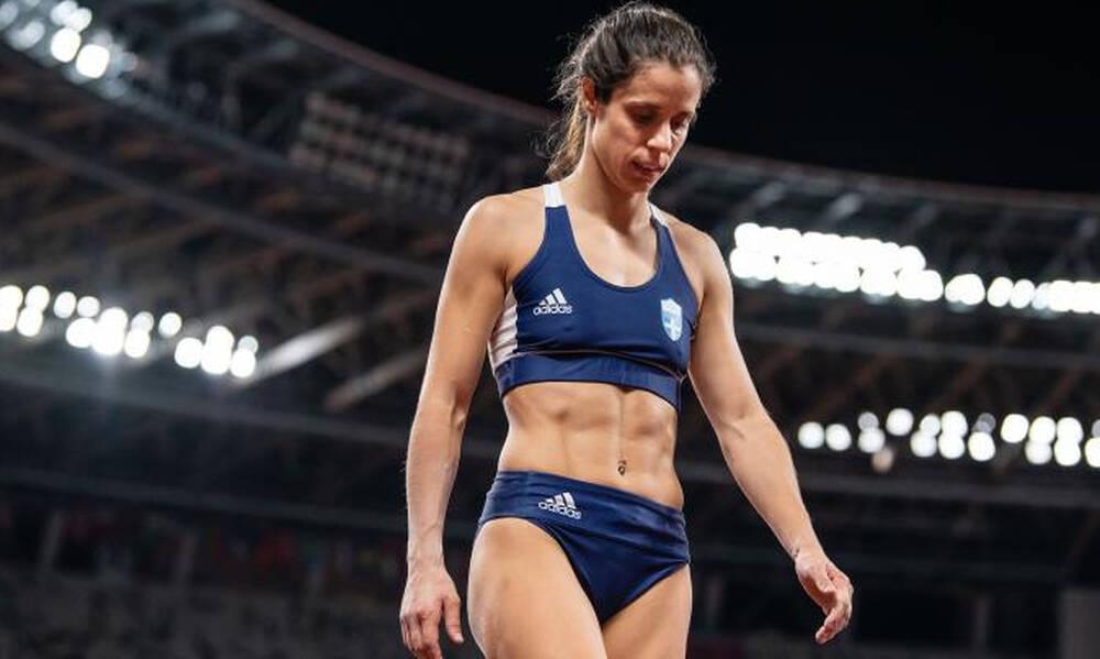Ολυμπιακοί Αγώνες - Στεφανίδη: «Ήθελα πάρα πολύ ένα μετάλλιο - Ελπίζω να σας κάνω ξανά περήφανους»