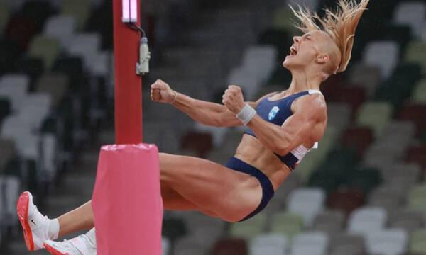 Ολυμπιακοί Αγώνες - Κυριακοπούλου: «Ευτυχισμένη που είμαι εδώ, έχουμε και συνέχεια»