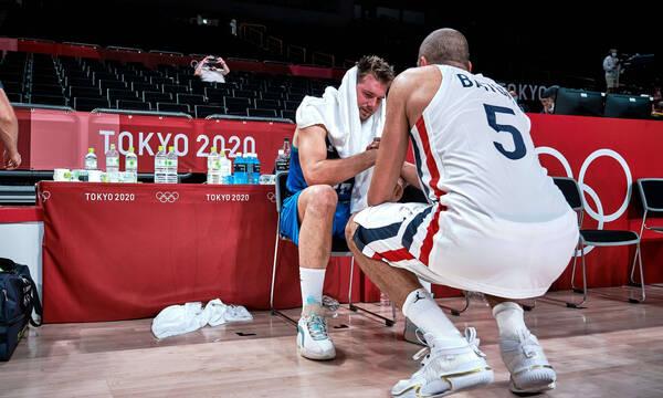 Ολυμπιακοί Αγώνες: Άγριο ξέσπασμα από Ντόντσιτς - Έξαλλος με τη FIBA (video)