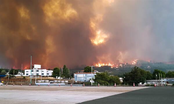 Ασύμμετρη απειλή - Η Ελλάδα στις φλόγες: Δραματική κατάσταση σε Αττική, Ηλεία, Εύβοια και Μεσσηνία