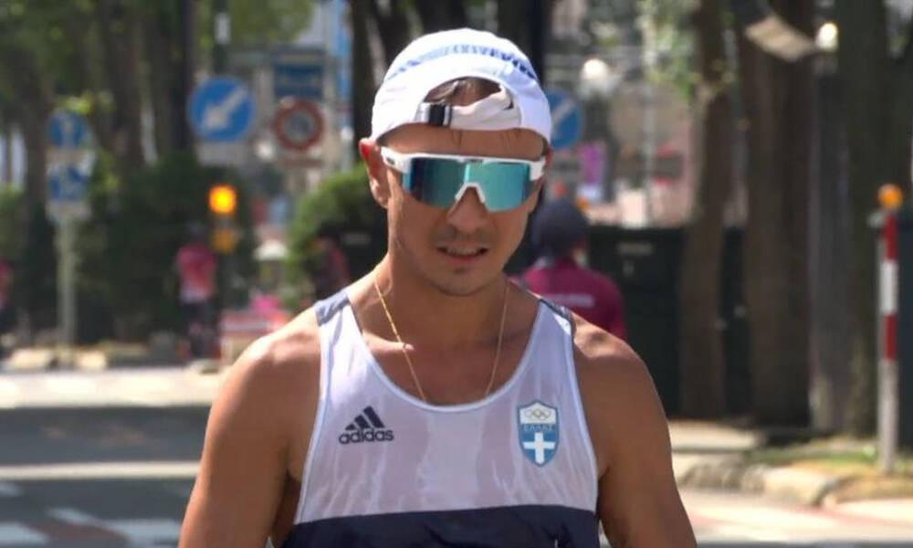 Ολυμπιακοί Αγώνες: Στην 36η θέση ο Παπαμιχαήλ - «Χρυσός» ο Τόμαλα στα 50 χλμ βάδην (video)