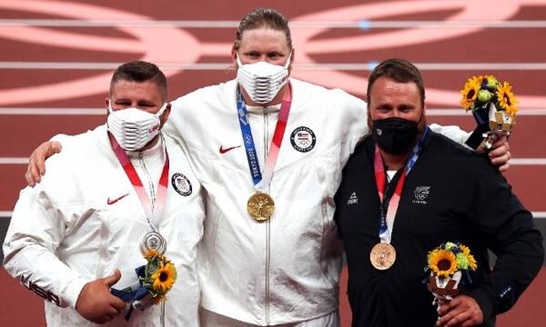 Ολυμπιακοί Αγώνες: Ιστορικό back to back οι σφαιροβόλοι στο Τόκιο