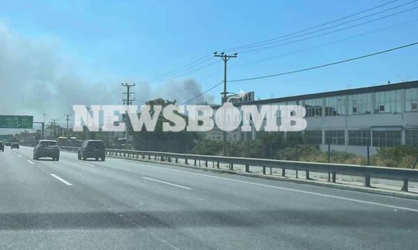 Φωτιά ΤΩΡΑ: Νέο πύρινο μέτωπο απειλεί τα Άνω Λιόσια