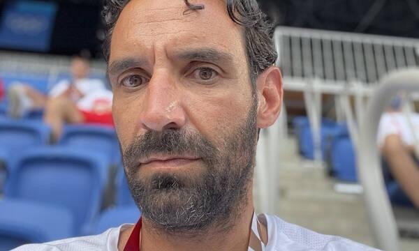 Γιώργος Αφρουδάκης: «Είμαι ευτυχισμένος που ζω αυτή την ιστορική στιγμή»