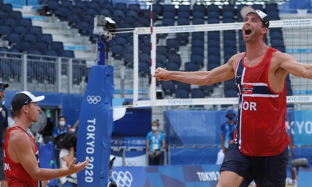 Ολυμπιακοί Αγώνες: «Χρυσοί» οι Νορβηγοί, «ασημένιοι» οι Ρώσοι, ιστορικό «χάλκινο» για το Κατάρ (vid)