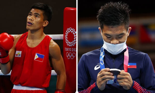 Ολυμπιακοί Αγώνες: Μάζευε… σκουπίδια και τώρα κατέκτησε το ασημένιο μετάλλιο στο Τόκιο! (photos)
